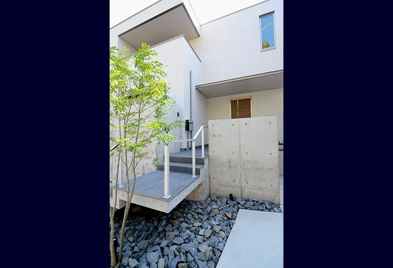 名古屋でエクステリア、外構、門、ガーデンのデザイン、設計、工事ならFJ DESIGN